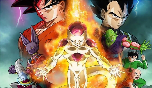 dragon ball zo renascimento de freeza
