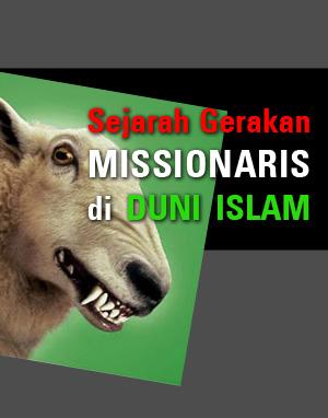 Ebook Sejarah Gerakan Missionaris di Dunia Islam