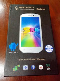 SKK Mobile Radiance
