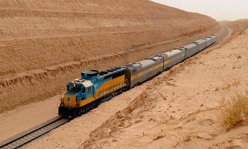 Nowe połączenie kolejowe Dammam - Al.-Hasa