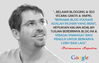 Tips Trik SEO Blogger Pemula