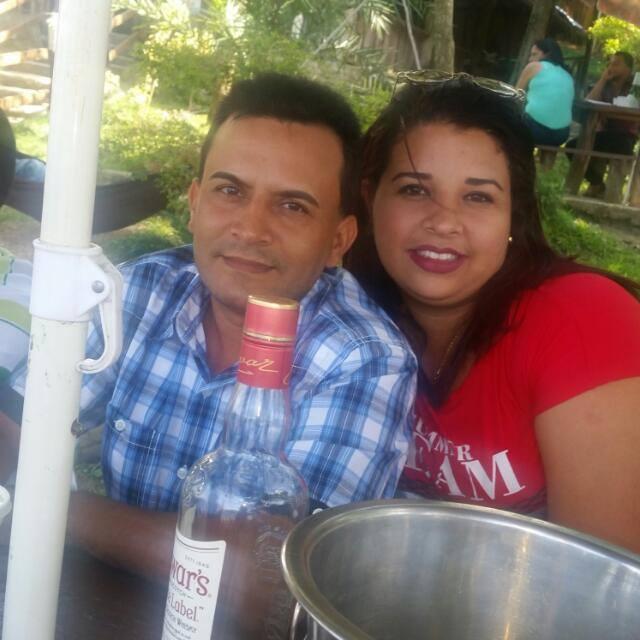 Papo Valdez y Ana Julia Gutierrez
