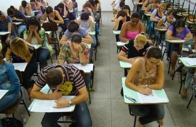 Concurso Chapadinha 2014 - Locais de prova