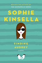 "#GIVEAWAY! US ONLY 1 PRINT COPY of ""Finding Audrey"" by Sophia Kinsella! Till 5-10!"