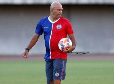 Bahia anuncia saída de Charles Fabian