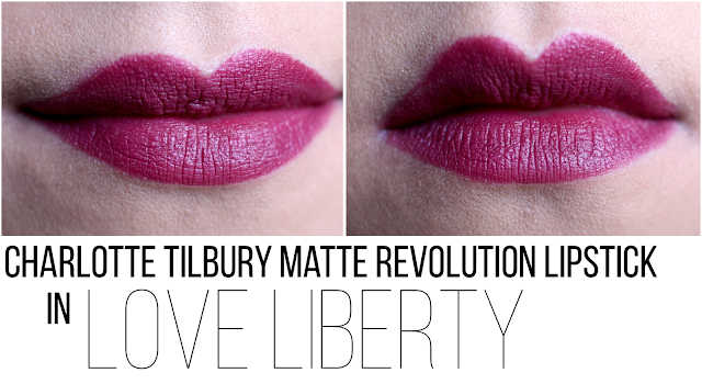 Charlotte Tilbury Matte Revolution Lipstick in Love Liberty