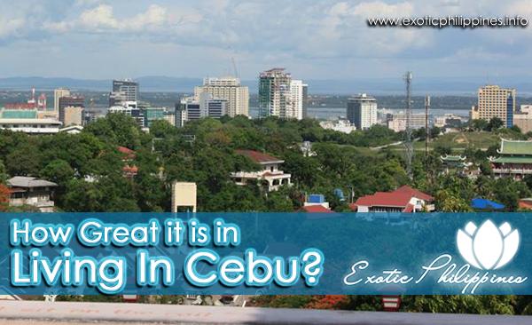 Living In Cebu