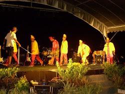 persembahan dikir pada malam tahun baru 2008..