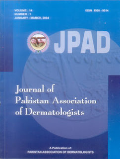 Journal of Pakistan Association of Dermatologists