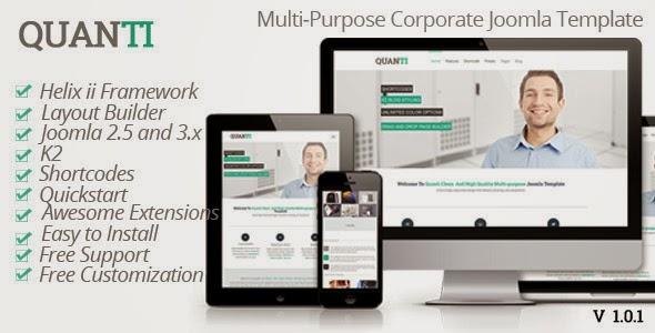 free responsive joomla theme