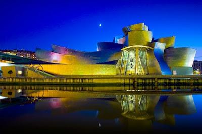 Guggenheim Bilbao Exterior Wallpapers by cool wallpapers