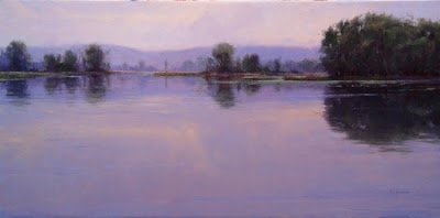 River Silence by Marc Hanson OPA