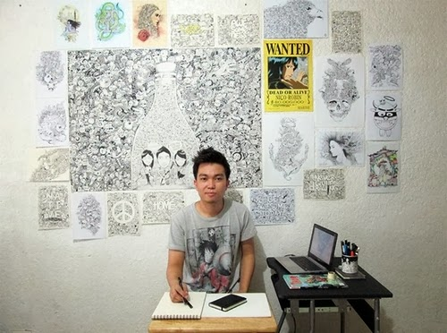 19-Filipino-Artist-Kerby-Rosanes-Doodle-Invasion-Drawings-www-designstack-co