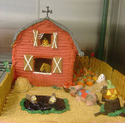 Glen Oaks Primitives Gingerbread Houses Anyone And These