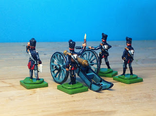 Hinton Hunt Prussian Artillery