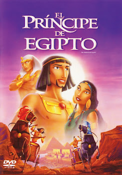 El Príncipe de Egipto Poster
