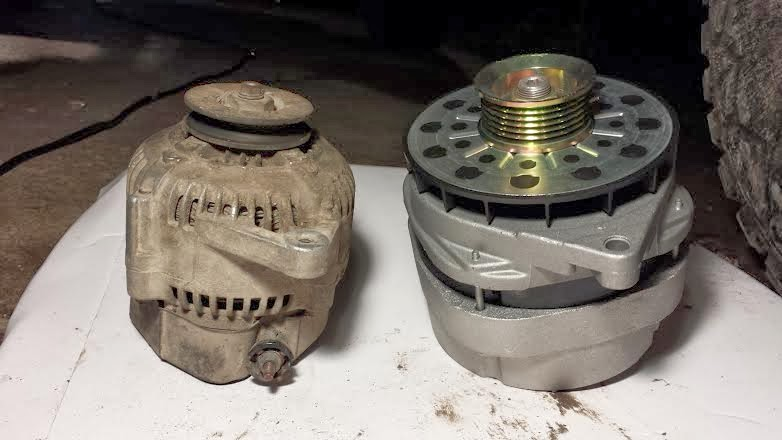 HooptieAlt size comparison fixing the truck again gm alternator upgrade how to install a cs  at bakdesigns.co