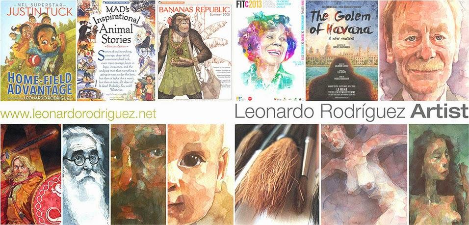 Leonardo Rodriguez Artist