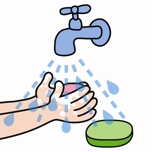 How to Wash Hands the Right :