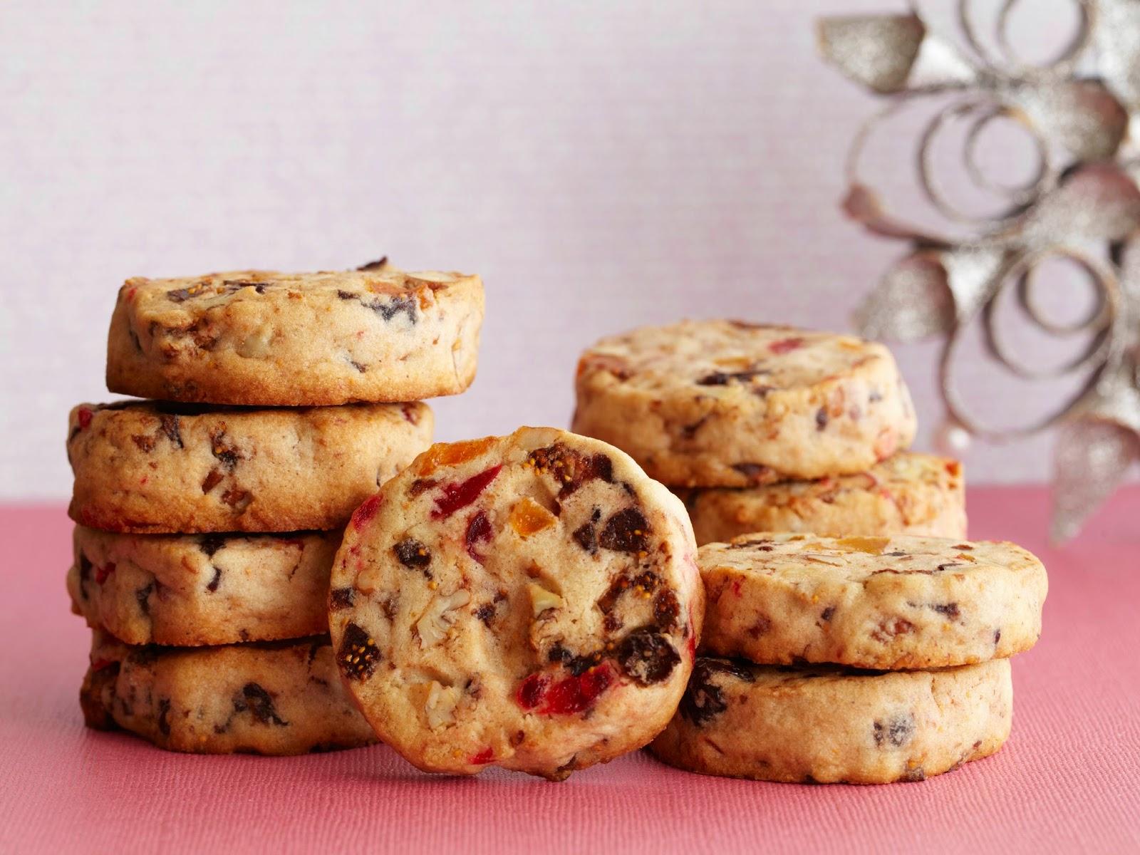 Resep Butter Mixfruit Cookies Manis dan Gurih