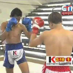 [ CTN TV ] Kun Khmer CTN Arena 06-Apr-2014 - TV Show, CTN Show, CTN Boxing