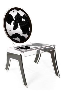 d cor 39 39 tendances assumez la peau de vache qui est en vous. Black Bedroom Furniture Sets. Home Design Ideas