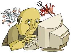 Καλή συμπεριφορά στο Διαδίκτυο