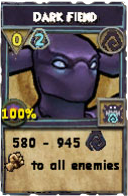 Wizard101 Level 98 Shadow Spells - Khrysalis Part 2 - Dark Fiend