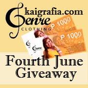 KAi Fragrances: Fourth June Giveaway~