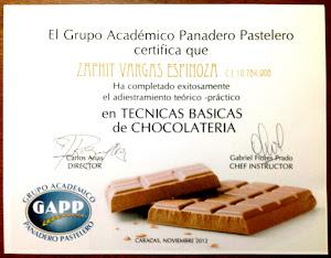 y si de chocolate se trata...