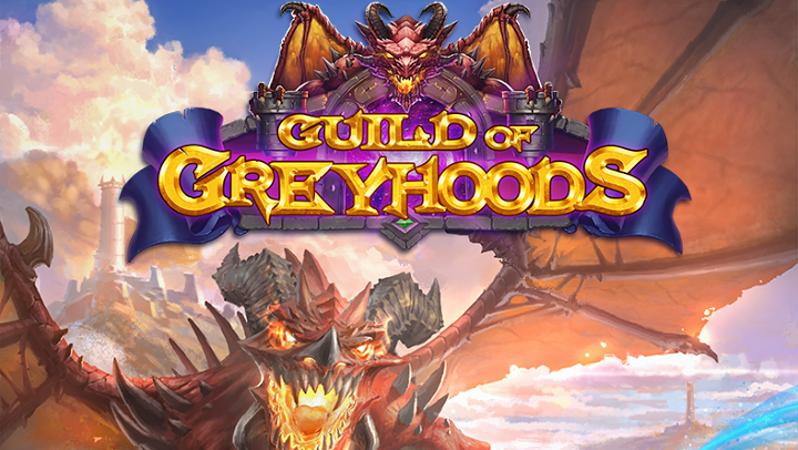Guild of Greyhoods - PVP RPG Gameplay Android