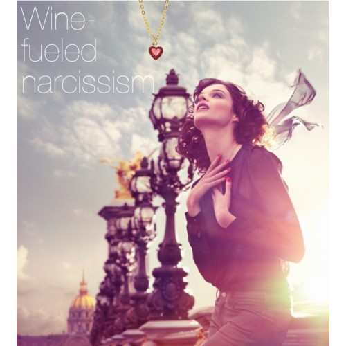 WINE- FUELED NARCISSISM