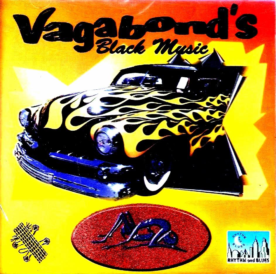 Vagabond´s Black Music - RARIDADE