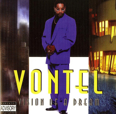 Vontel – Vision Of A Dream (CD) (1998) (FLAC + 320 kbps)