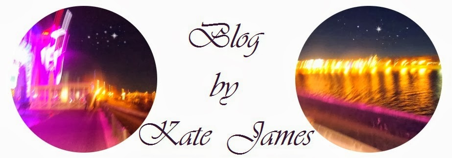 Blog by Kate James