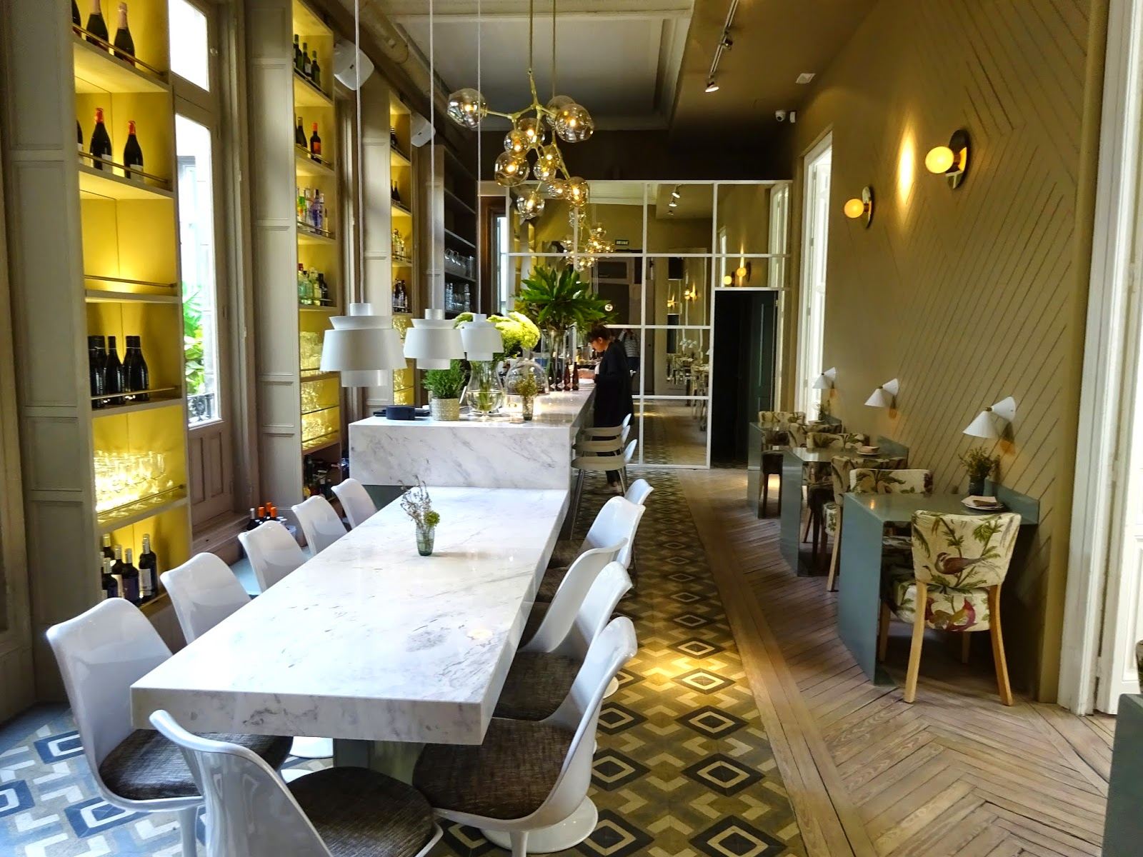 El imparcial restaurante Madrid Duque de Alba 4 tirso de molina espacio i. la latina restaurante lavapies