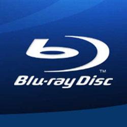 Logotipo de blu-ray
