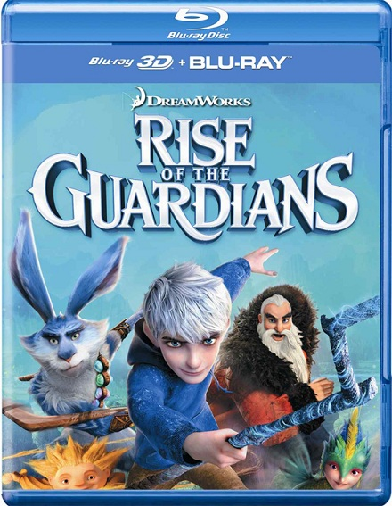 Rise of the Guardians (2012) BRRip 700mb download