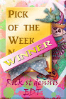 Pick of the Week Winner 13-07-2015