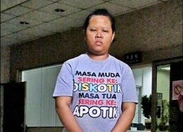 Indrawati, TKW Asal Indonesia Memukuli dan Menyiksa Amanya Dengan Brutal