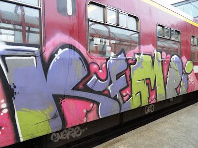 Kempi graffiti
