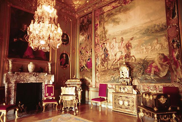 Palácio de Blenheim em Oxford