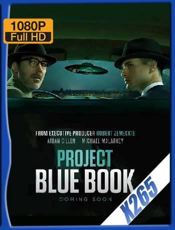 Proyecto Libro Azul Temporada 1 (2019) x265 [1080p] [Latino] [GoogleDrive] [RangerRojo]
