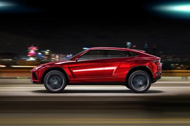 Lamborghini Urus Concept3