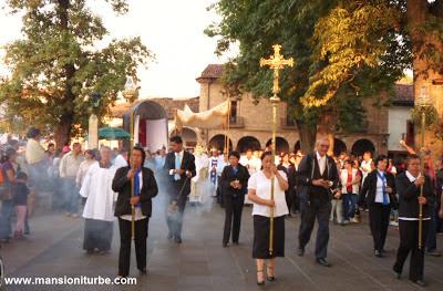 In Patzcuaro: Festival of Corpus Christi