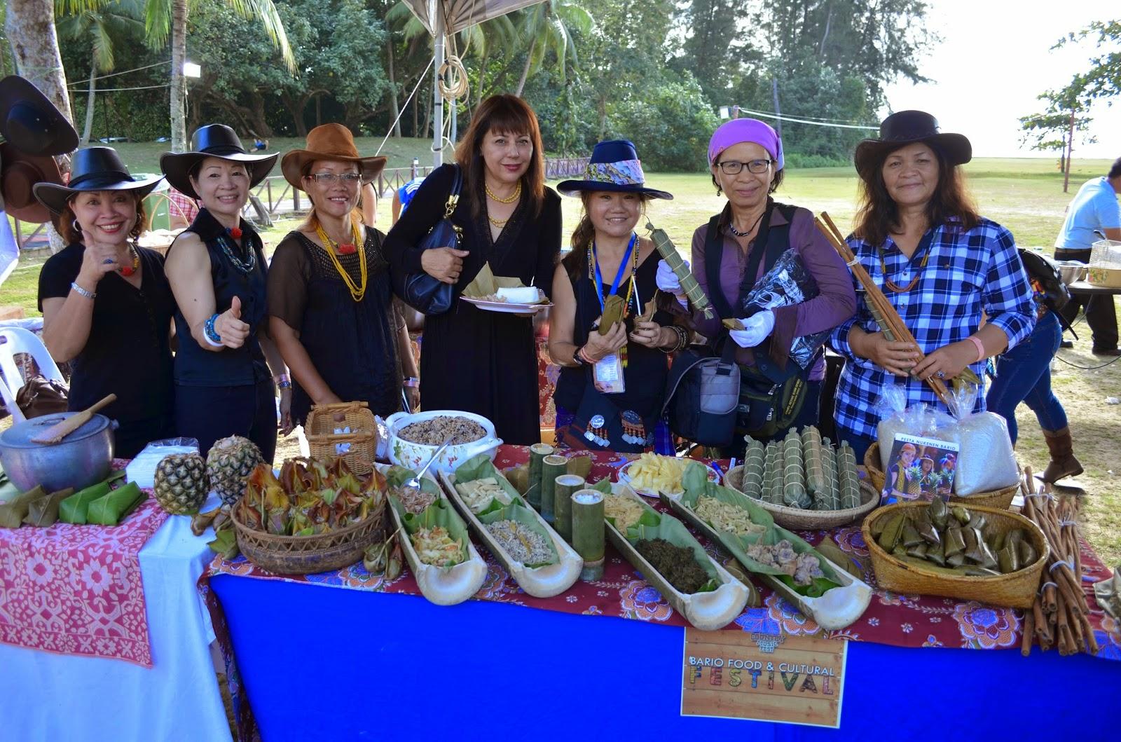 Bario Food Festival Organisers