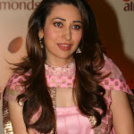 Karishma Kapoor Looks Gorgeous In Pink Dress