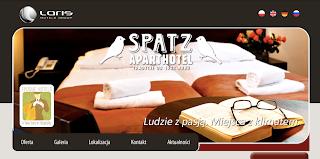 aparthotel Spatz w Krakowie