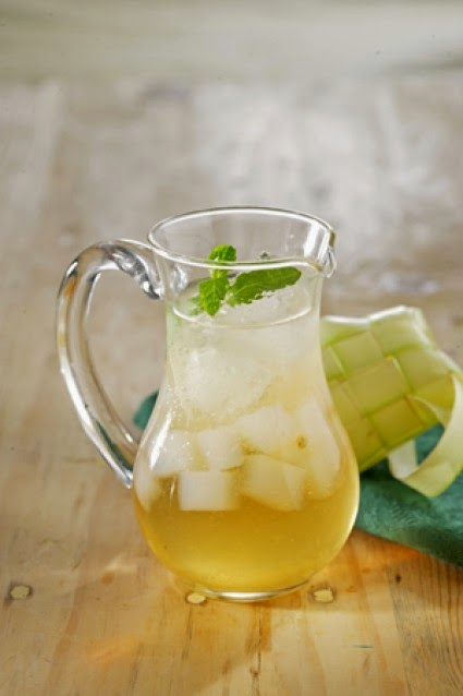Resep minuman dingin Spicy lemon ice