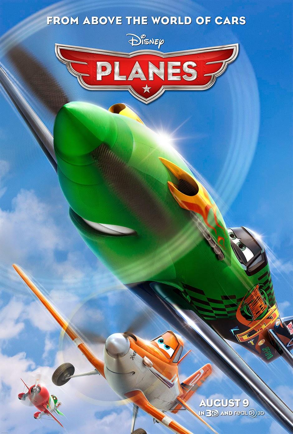 Vương Quốc Máy Bay - Planes